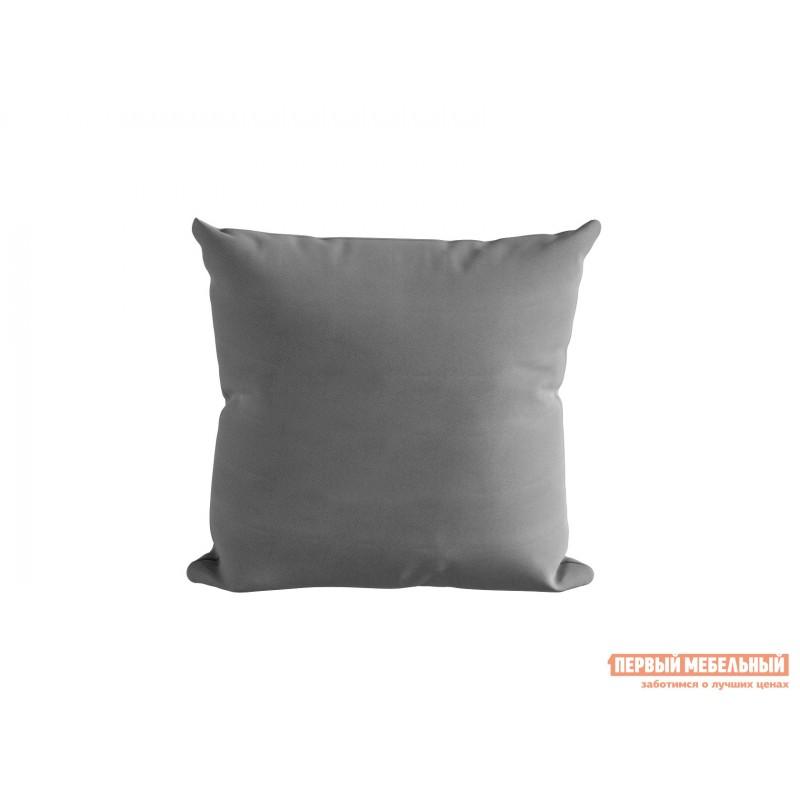 Декоративная подушка  Подушка ШН(15), Размер 45х45 серый Серый, блэкаут