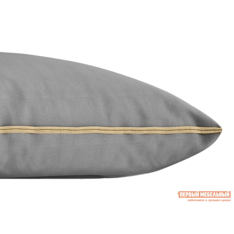 Декоративная подушка  Подушка ШН(15), Размер 45х45 серый Серый, блэкаут (фото 2)