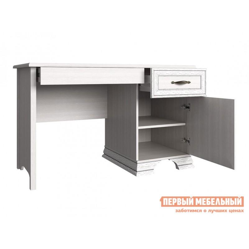 Письменный стол  Стол письменный 120, TIFFANY Вудлайн кремовый (фото 2)