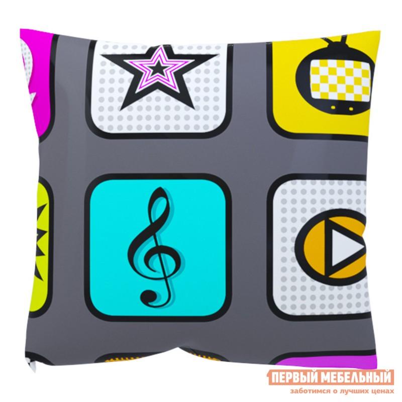 Декоративная подушка  Play Плей