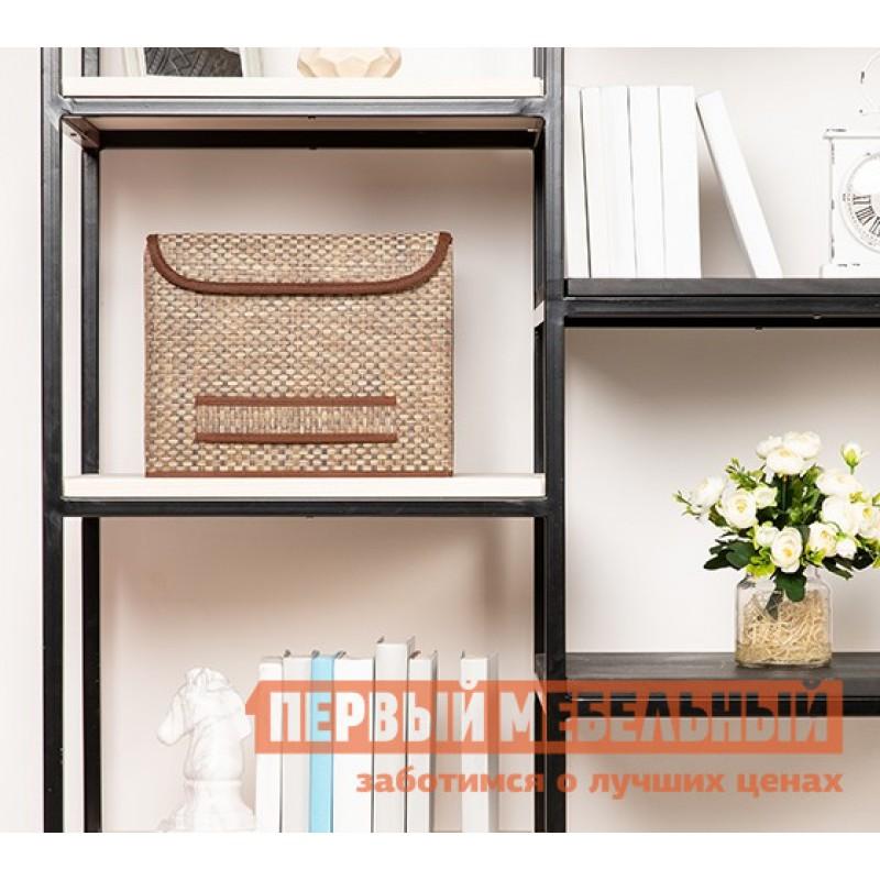 Кофр  Коробка для хранения с крышкой 30х30х24см Бежевый (фото 2)