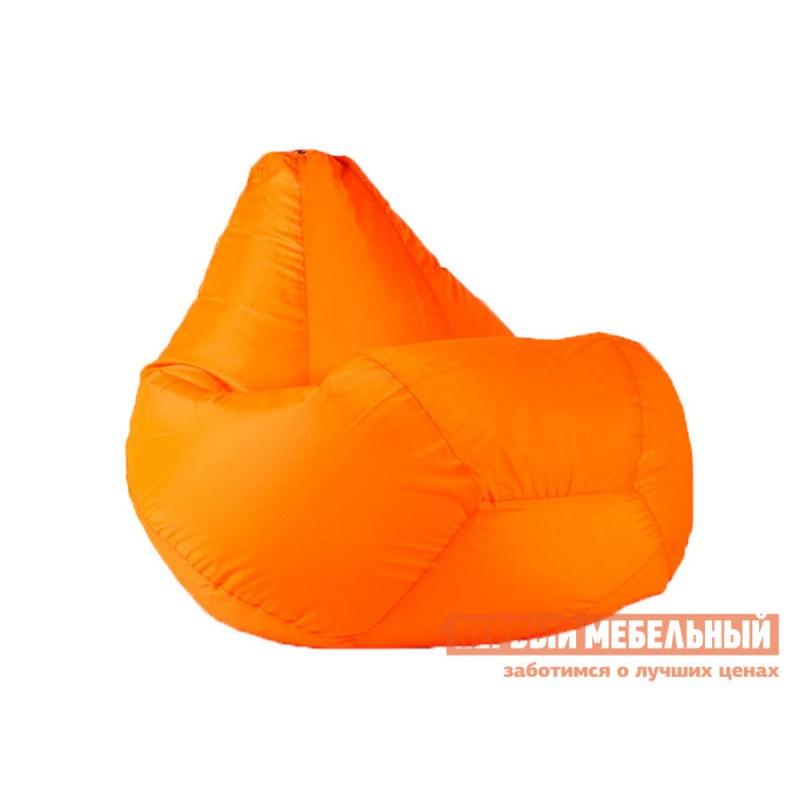 Кресло-мешок  Кресло-мешок Оксфорд Оранжевый, XL