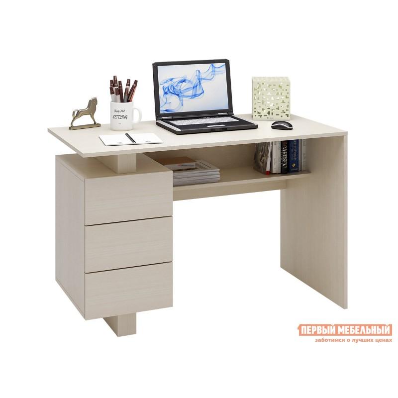 Письменный стол  Ренцо-2 Дуб молочный