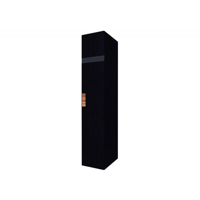 Распашной шкаф  Hyper Шкаф для белья 2 Венге, Правый