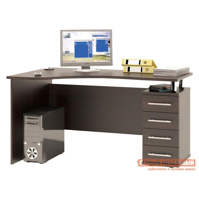 Письменный стол  КСТ-104.1 Венге, Правый