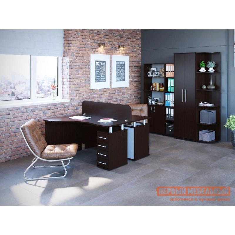 Письменный стол  КСТ-104.1 Венге, Правый (фото 2)