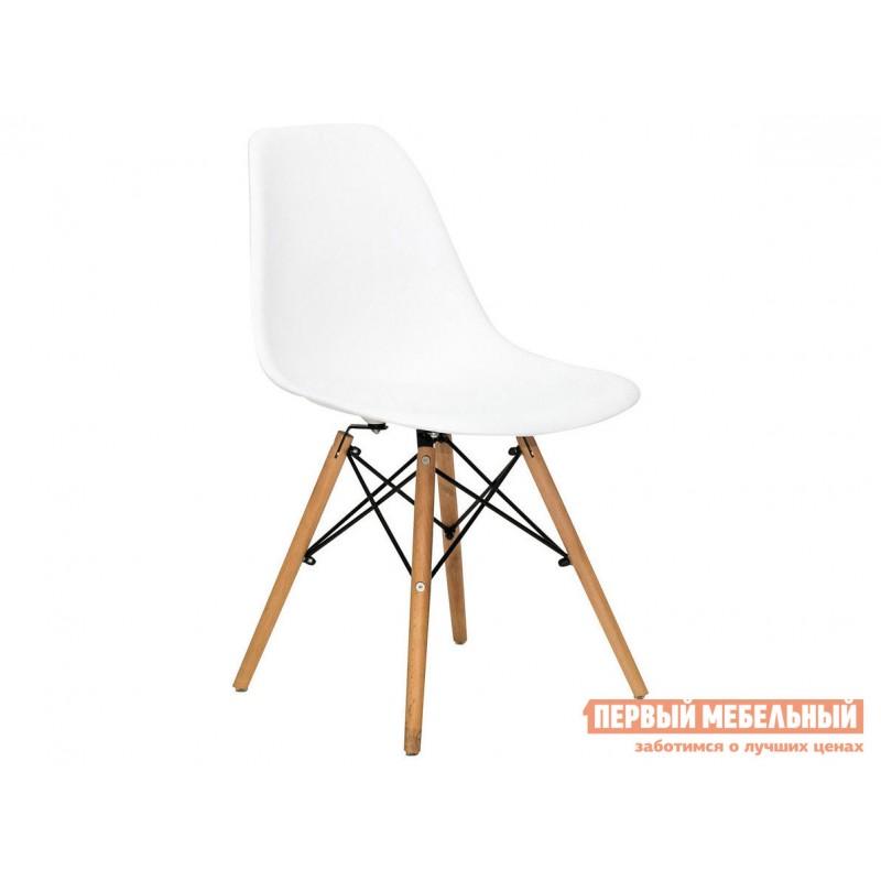 Стул  Eames Wood Белый, 4 стула