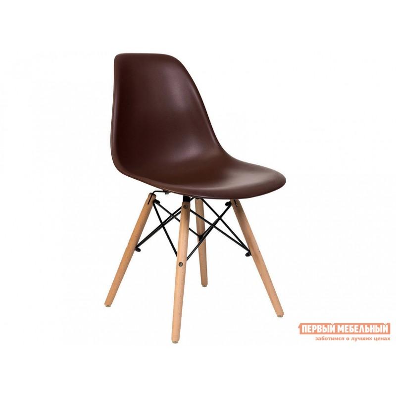 Стул  Eames Wood Коричневый, 1 стул