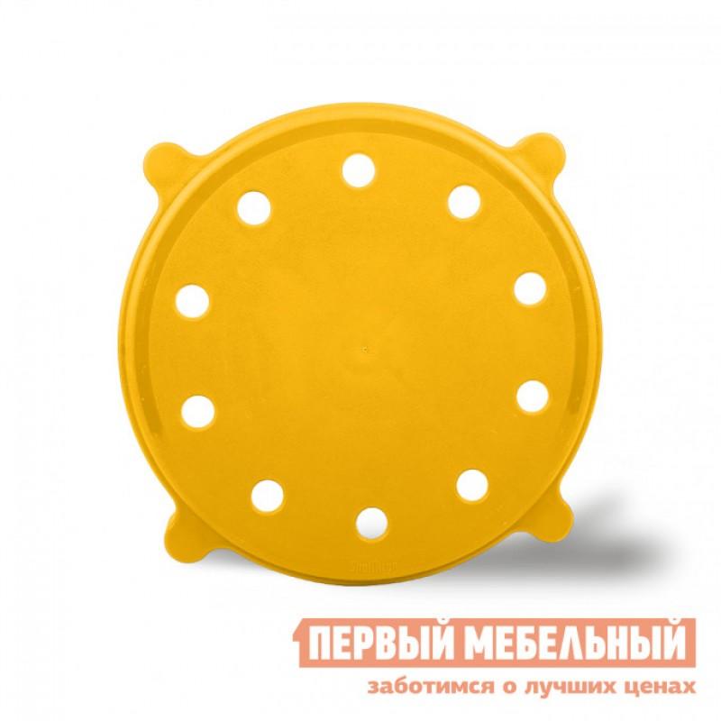 Барный стул  СТУЛ БАРНЫЙ SHT-S48 Желтый / Черный муар (фото 2)