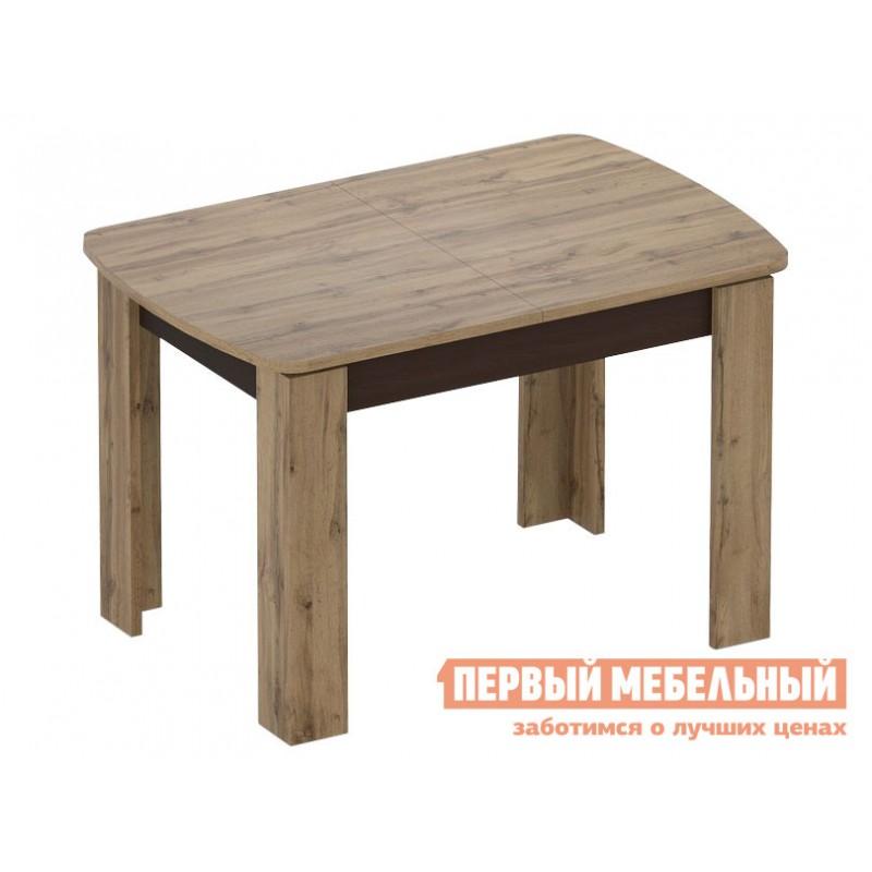 Кухонный стол  Стол раздвижной ARRIS 2, 1180*(1570)*780*760 Дуб натуральный