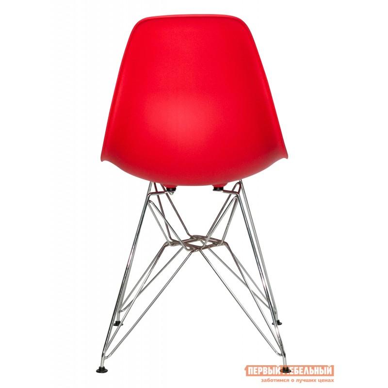 Стул  Eames chrome Красный (фото 4)