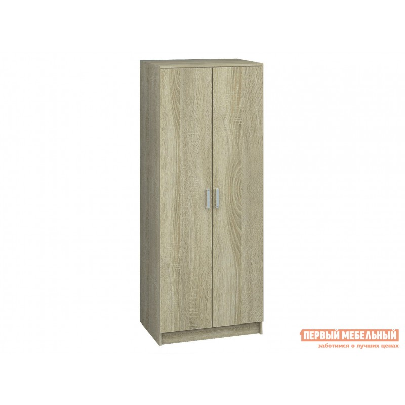 Шкаф распашной  Лофт шкаф  2-х дв. 800 Дуб Сонома