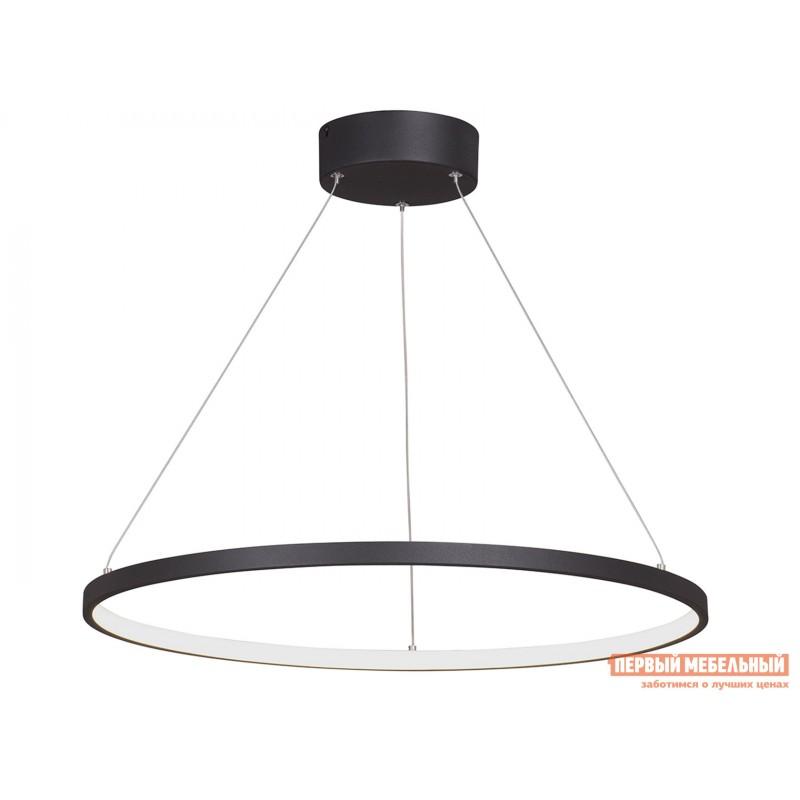 Люстра  Светодиодный светильник V4601-1/1S, LED 40Вт, 3900-4200K Черный