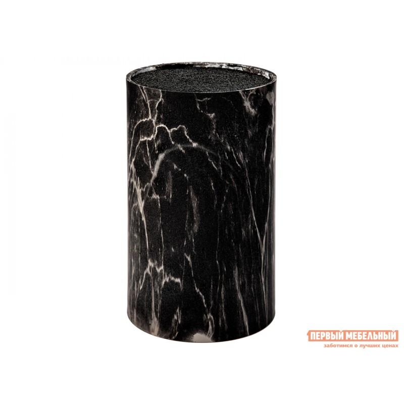 Аксессуар для ножа  MR-1439 Подставка для ножей универс.(черн мрамор) Maestro Черный мрамор