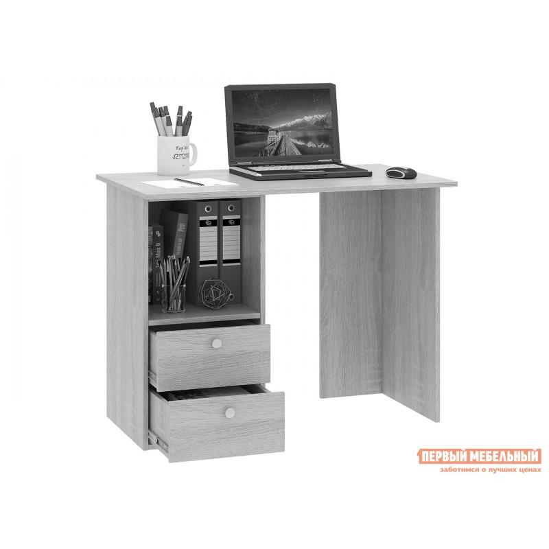 Письменный стол  Прайм-34 Венге / Дуб молочный (фото 2)