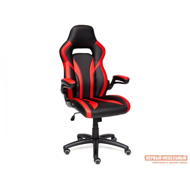 Игровое кресло  Rocket Иск. кожа черная / красная