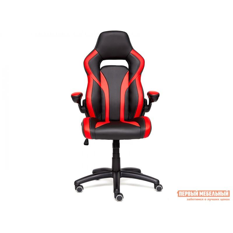 Игровое кресло  Rocket Иск. кожа черная / красная (фото 2)