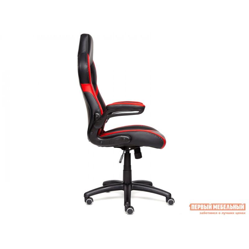 Игровое кресло  Rocket Иск. кожа черная / красная (фото 3)