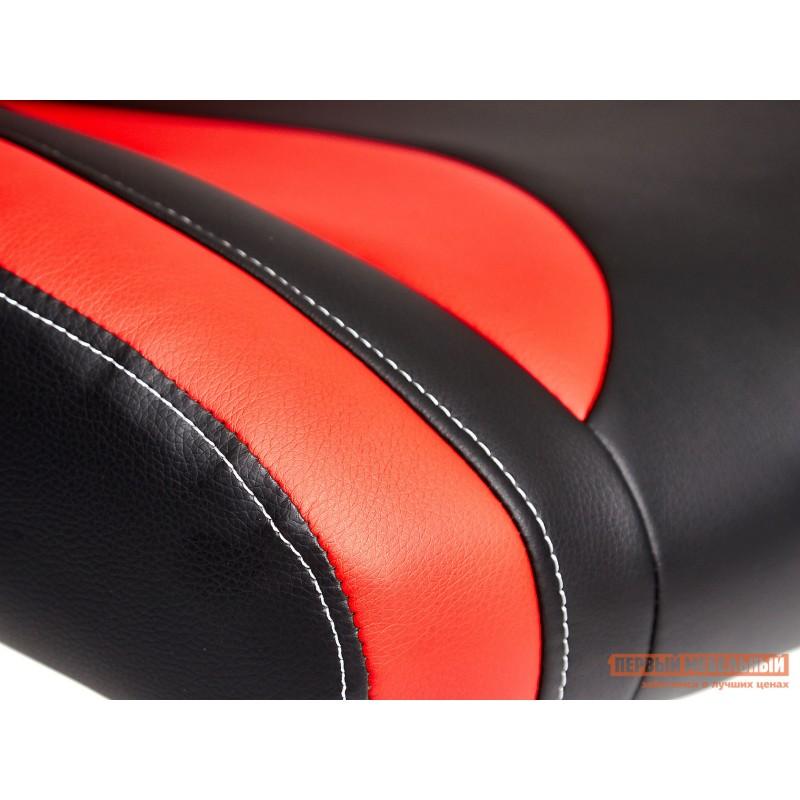 Игровое кресло  Rocket Иск. кожа черная / красная (фото 5)