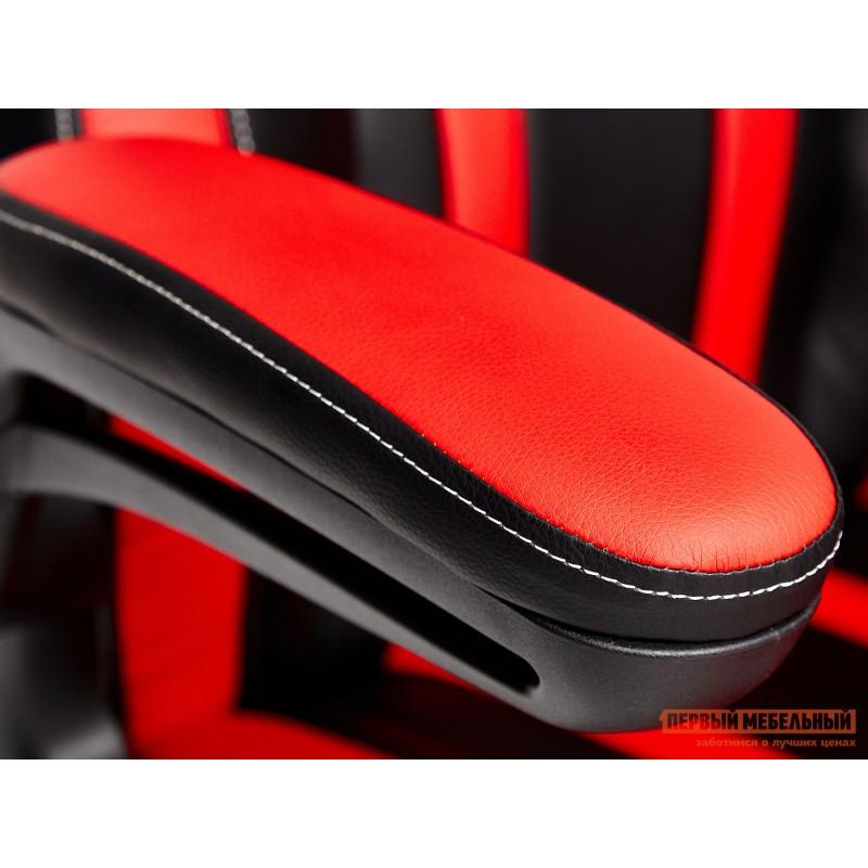 Игровое кресло  Rocket Иск. кожа черная / красная (фото 6)