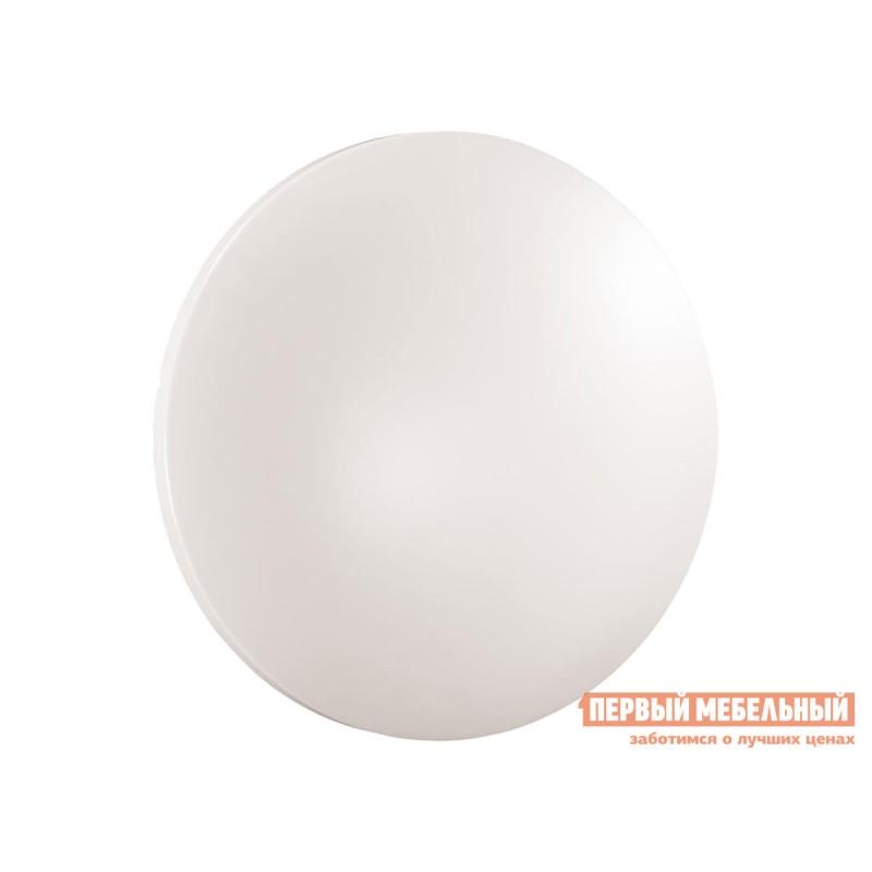 Люстра  3017/CL SN 033 Светильник пластик LED 30Вт 4000K D350 IP43 SIMPLE Белый (фото 2)