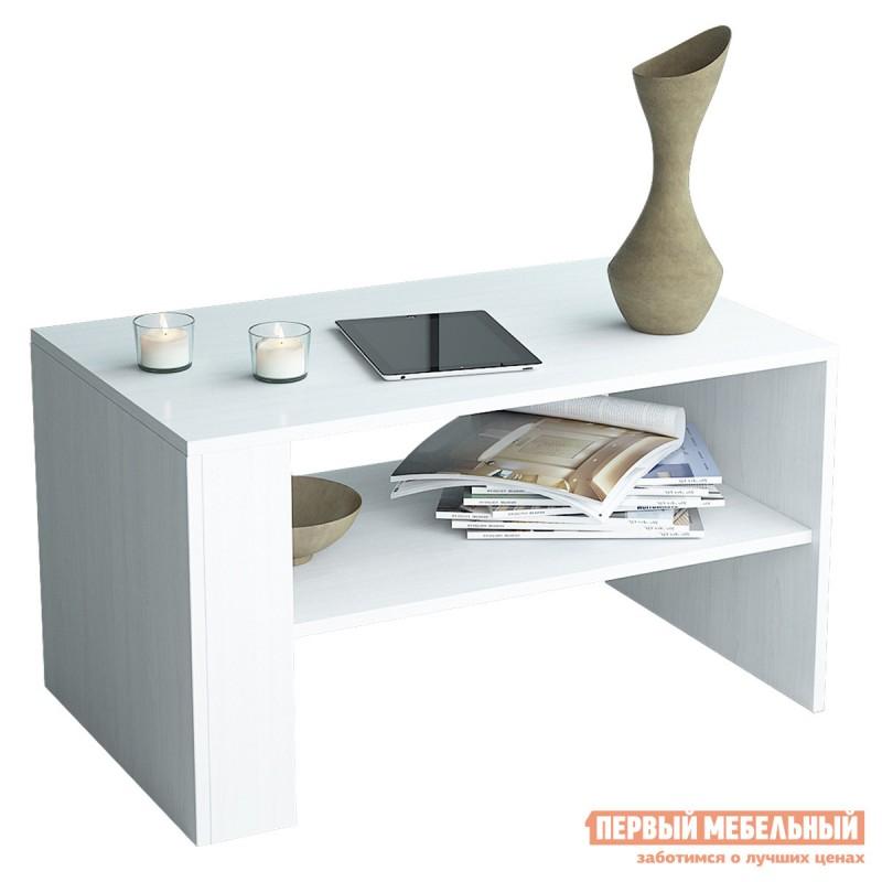 Журнальный столик  Арто-21 Белый