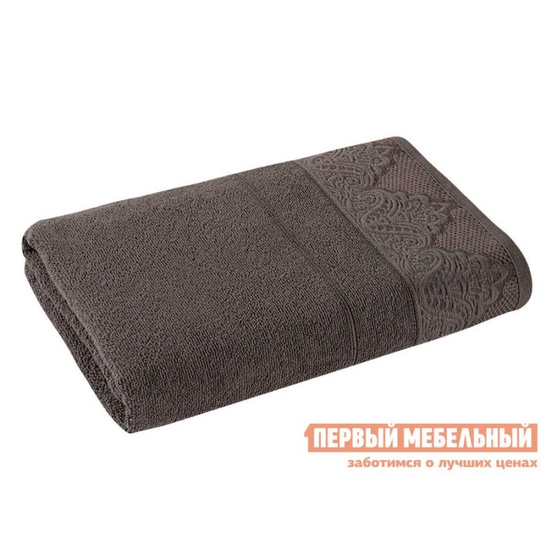 Полотенце  SIESTA Махровый Siesta, коричневый