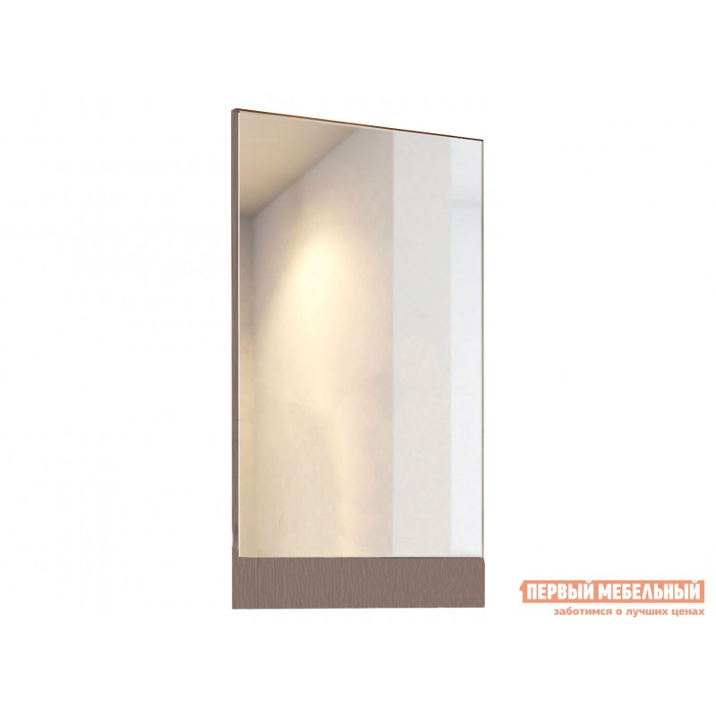 Настенное зеркало  Зеркало Ника ТВ500 Ясень Шимо темный