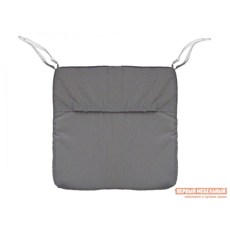 Декоративная подушка  Галета 40х40 на молнии шерпа Кемел (фото 2)