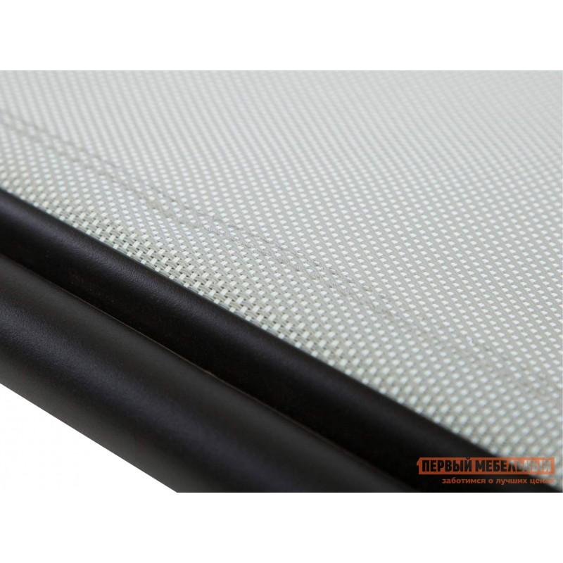 Шезлонг  NEAPOL Черный, металл / Серый, текстилен (фото 3)