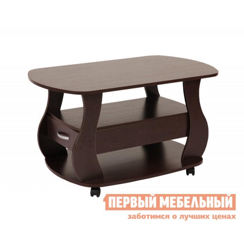 Журнальный столик  Барон 3 Венге