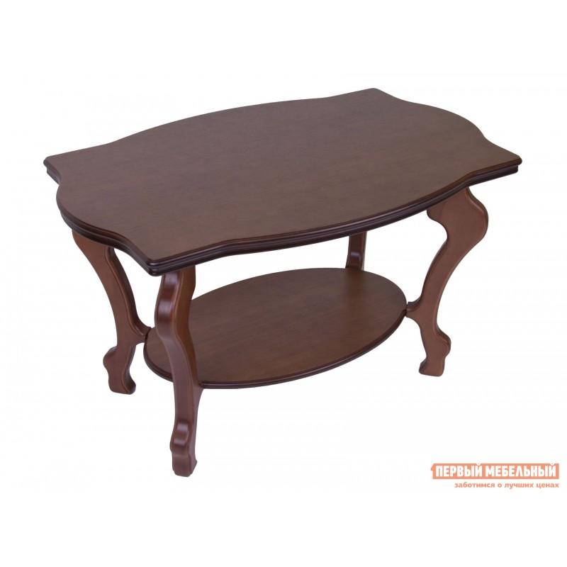 Журнальный столик  Берже-1 Средне-коричневый