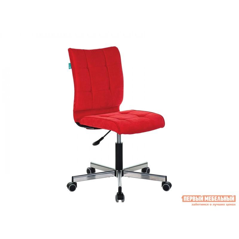 Офисное кресло  CH-330M Красный, велюр