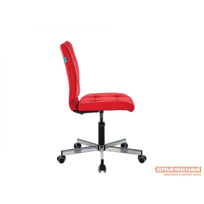 Офисное кресло  CH-330M Красный, велюр (фото 3)