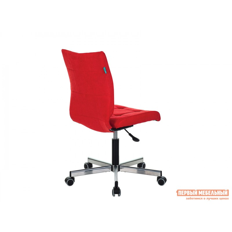 Офисное кресло  CH-330M Красный, велюр (фото 4)