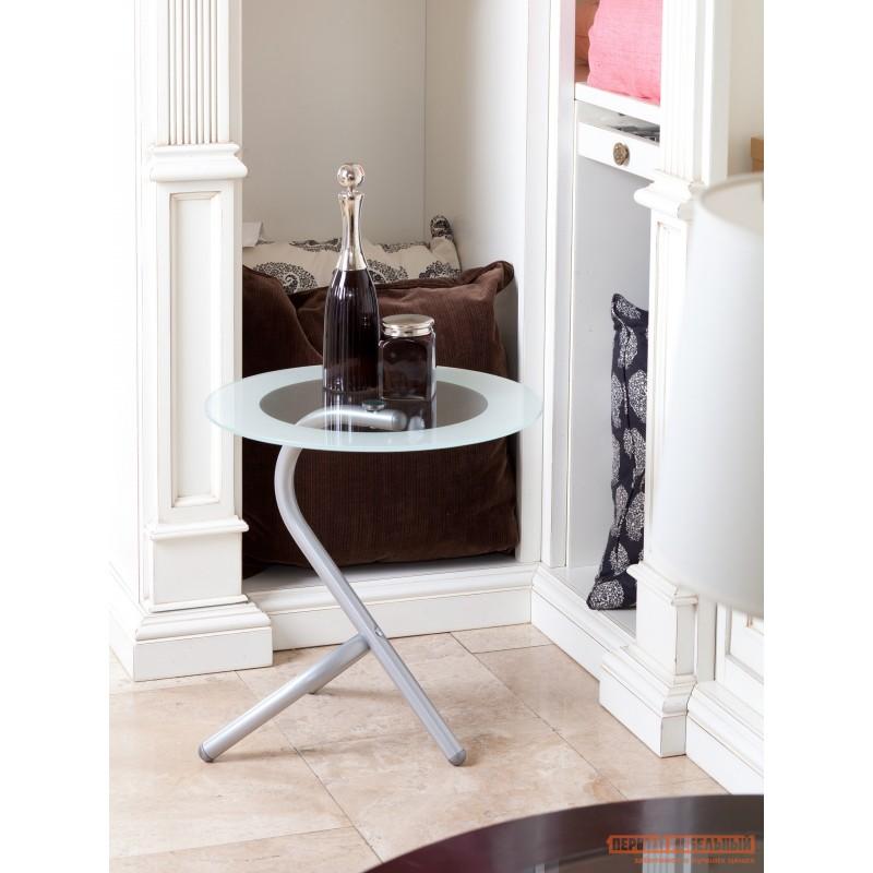 Журнальный столик  Журнальный столик Дуэт-5 Металлик (фото 2)