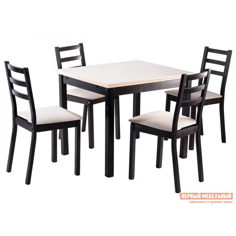 Кухонный стол  Франц (СТ01) Венге / Валенсия (фото 3)