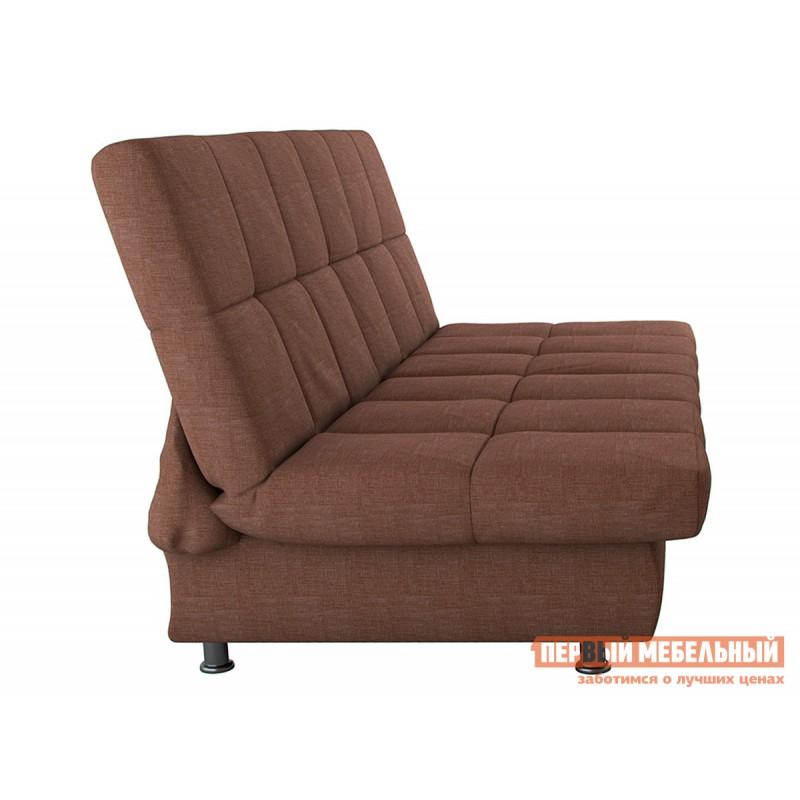 Прямой диван  Диван Уют / Диван Уют Люкс Кофейный, рогожка, Независимый пружинный блок (фото 2)