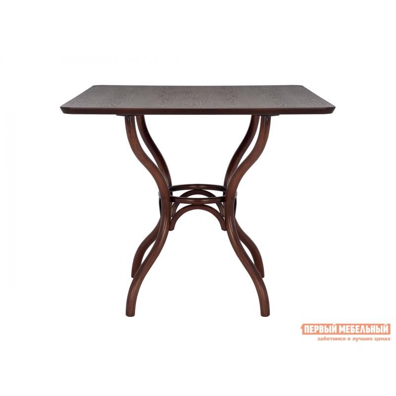 Кухонный стол  Стол Leset Тор квадратный Темный орех (фото 2)