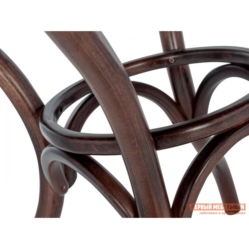 Кухонный стол  Стол Leset Тор квадратный Темный орех (фото 3)