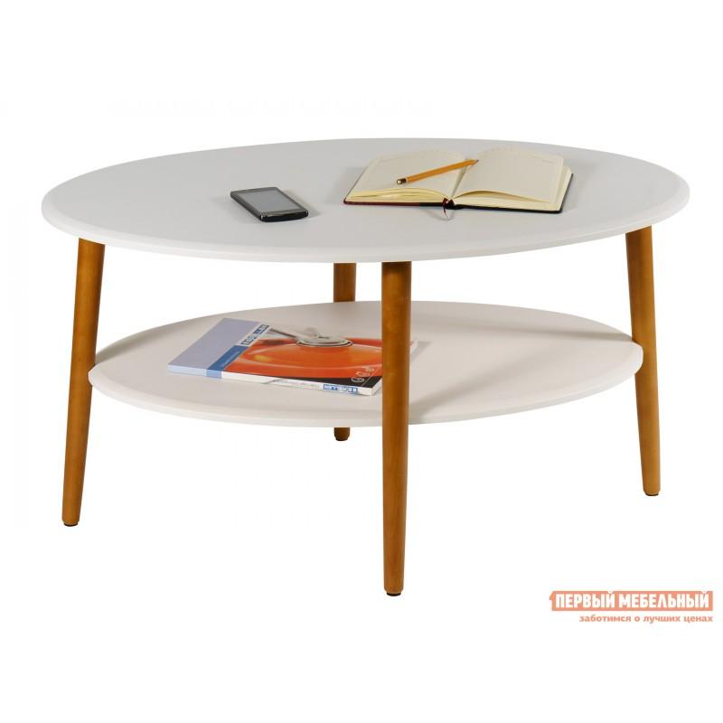 Журнальный столик  Стол журнальный Эль СЖ-01 Белый