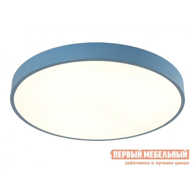 Потолочная люстра  Потолочный светильник ARENA A2661PL-1AZ Голубой / Белый