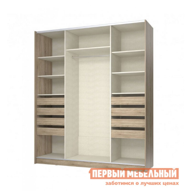 Аксессуар для корпусной мебели  Марвин-3 СТЛ.299.14 Дуб Сонома (фото 5)