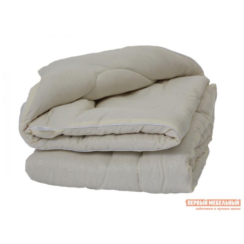 Одеяло  Одеяло микрофибра/шерсть овечья 300 г/м2, всесезонное Белый, 2000 х 2200 мм (фото 5)