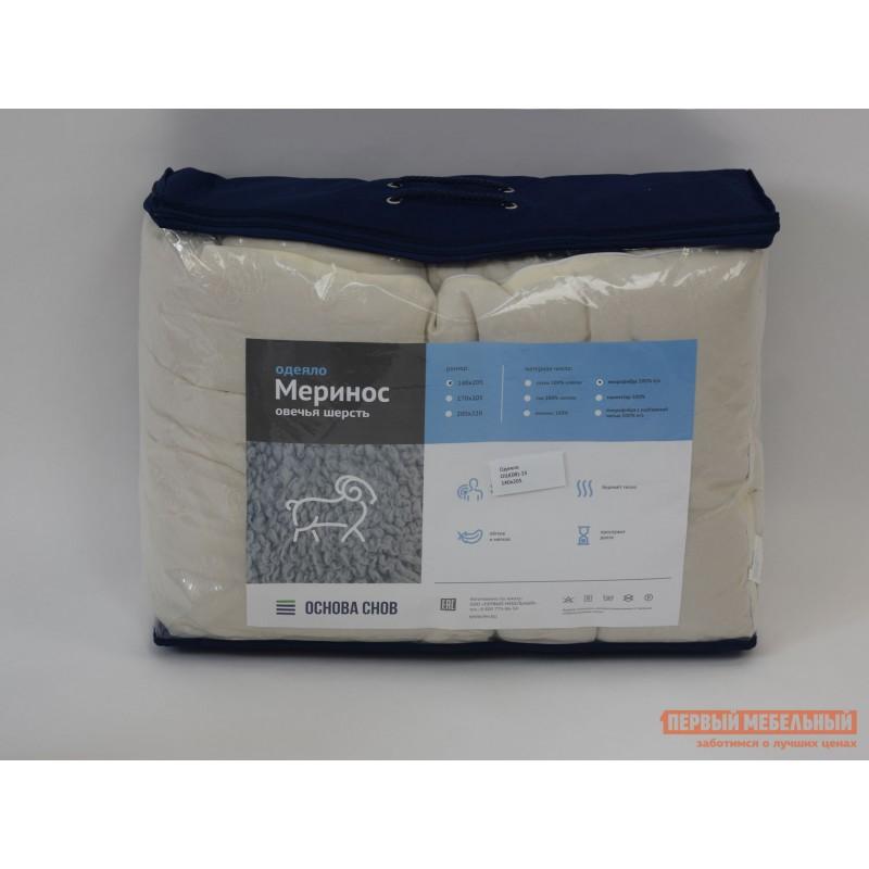 Одеяло  Одеяло микрофибра/шерсть овечья 300 г/м2, всесезонное Белый, 2000 х 2200 мм (фото 6)
