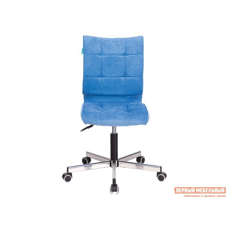 Офисное кресло  CH-330M Голубой, велюр (фото 2)