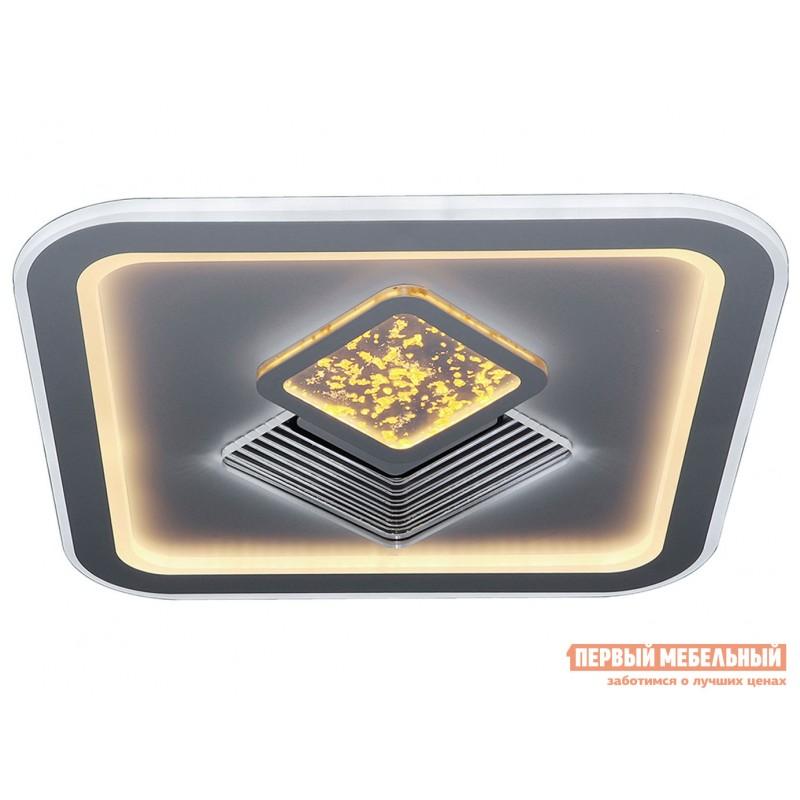 Люстра  LED LAMPS 81095 Белый, металл / Белый, акрил / Стекло