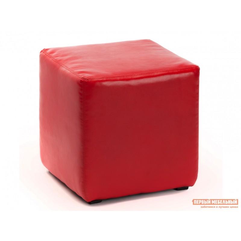 Пуфик  ПФ-4 Красный