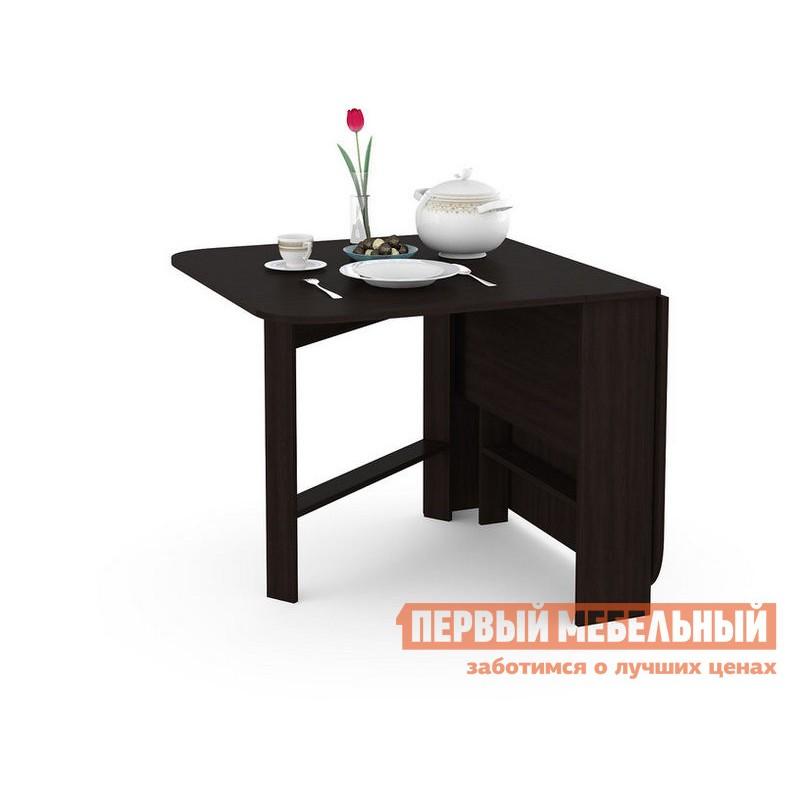 Кухонный стол  Глория 609 Стол-книжка Венге Магия (фото 2)