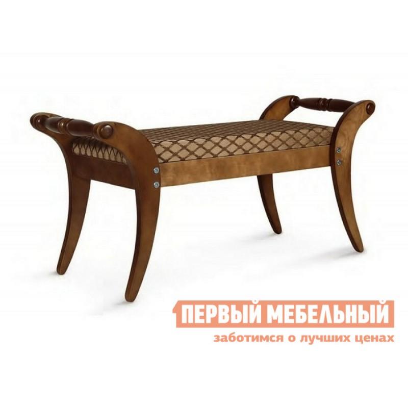 Банкетка  Тифани Средне-коричневый